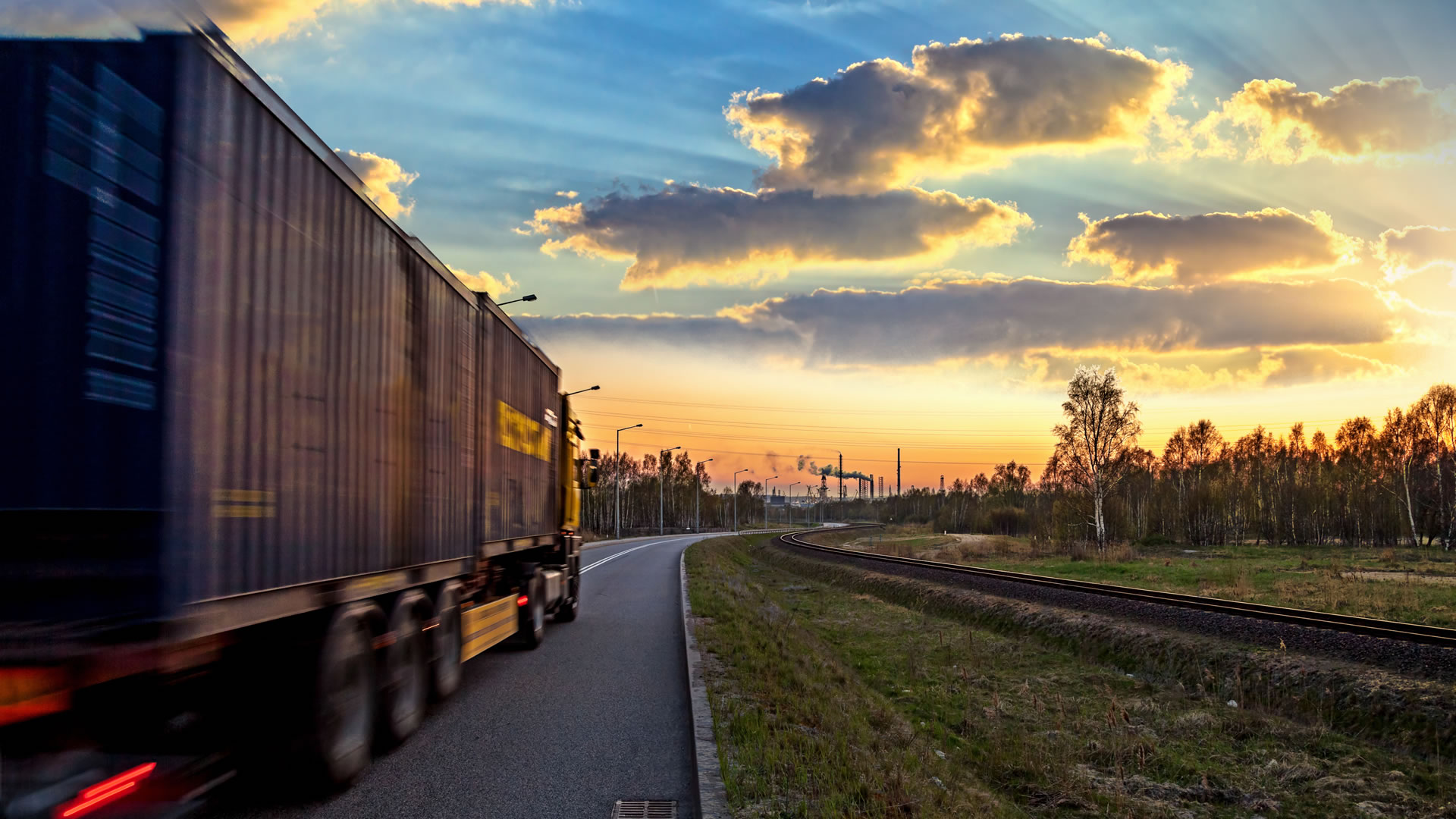 UWL - The Asset-Based Freight Forwarder - Container Trucking