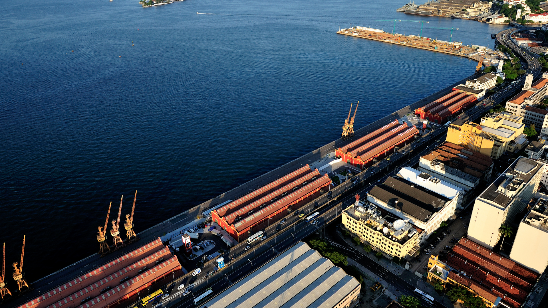 UWL - The Asset-Based Freight Forwarder - NVOCC - Port of Rio de Janeiro
