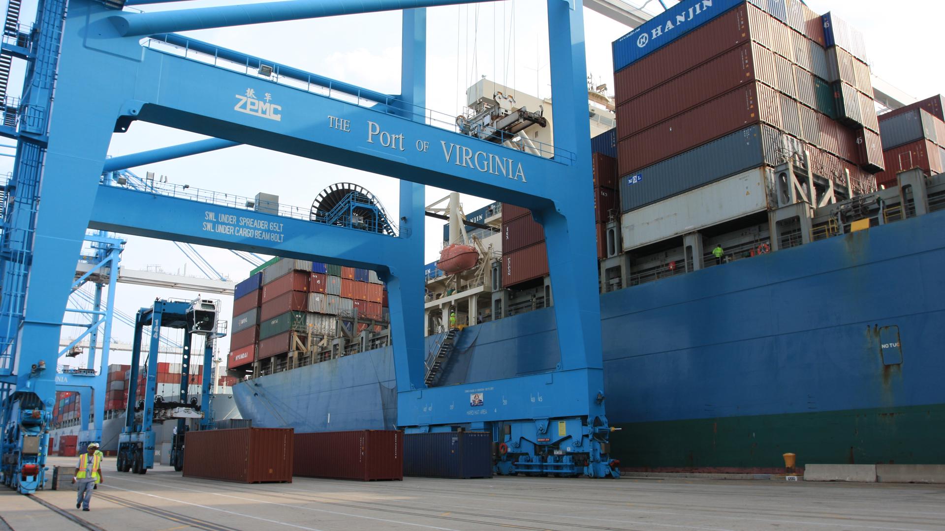 UWL - The Asset-Based Freight Forwarder - NVOCC - Port of Norfolk