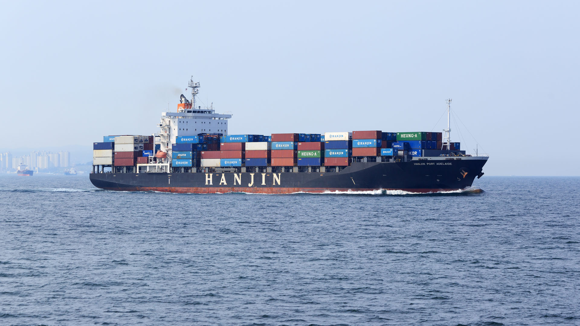 UWL - The Asset-Based Freight Forwarder - NVOCC - Hanjin Bankruptcy