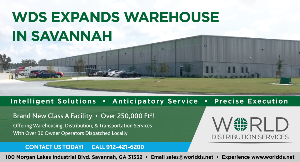 WDS Savannah Warehouse Expansion