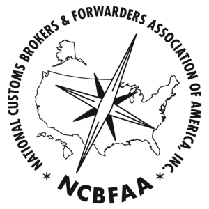 Member of National Customs Brokers & Forwarders Association