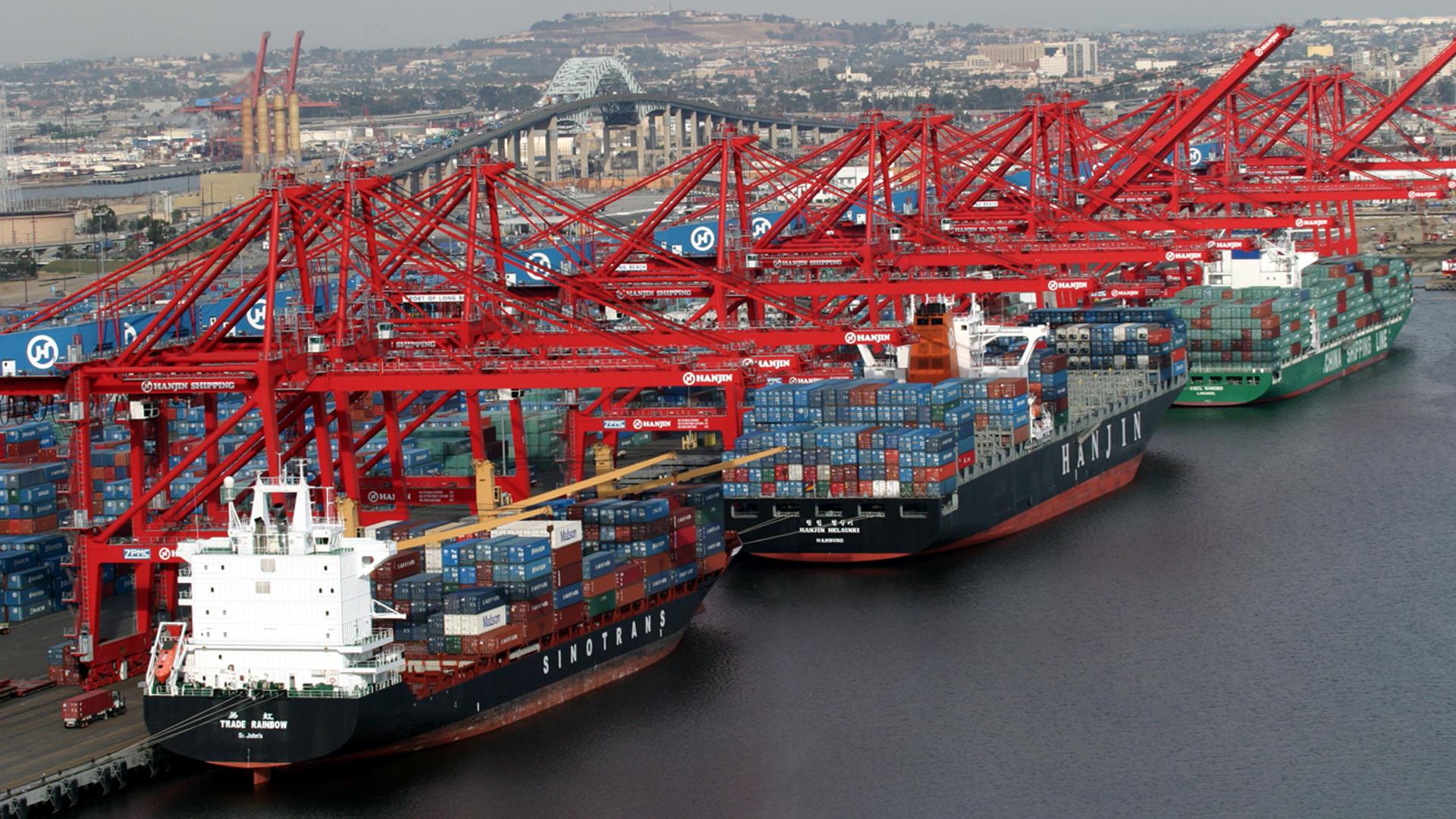 UWL - The Asset-Based Freight Forwarder - NVOCC - Port of Long Beach