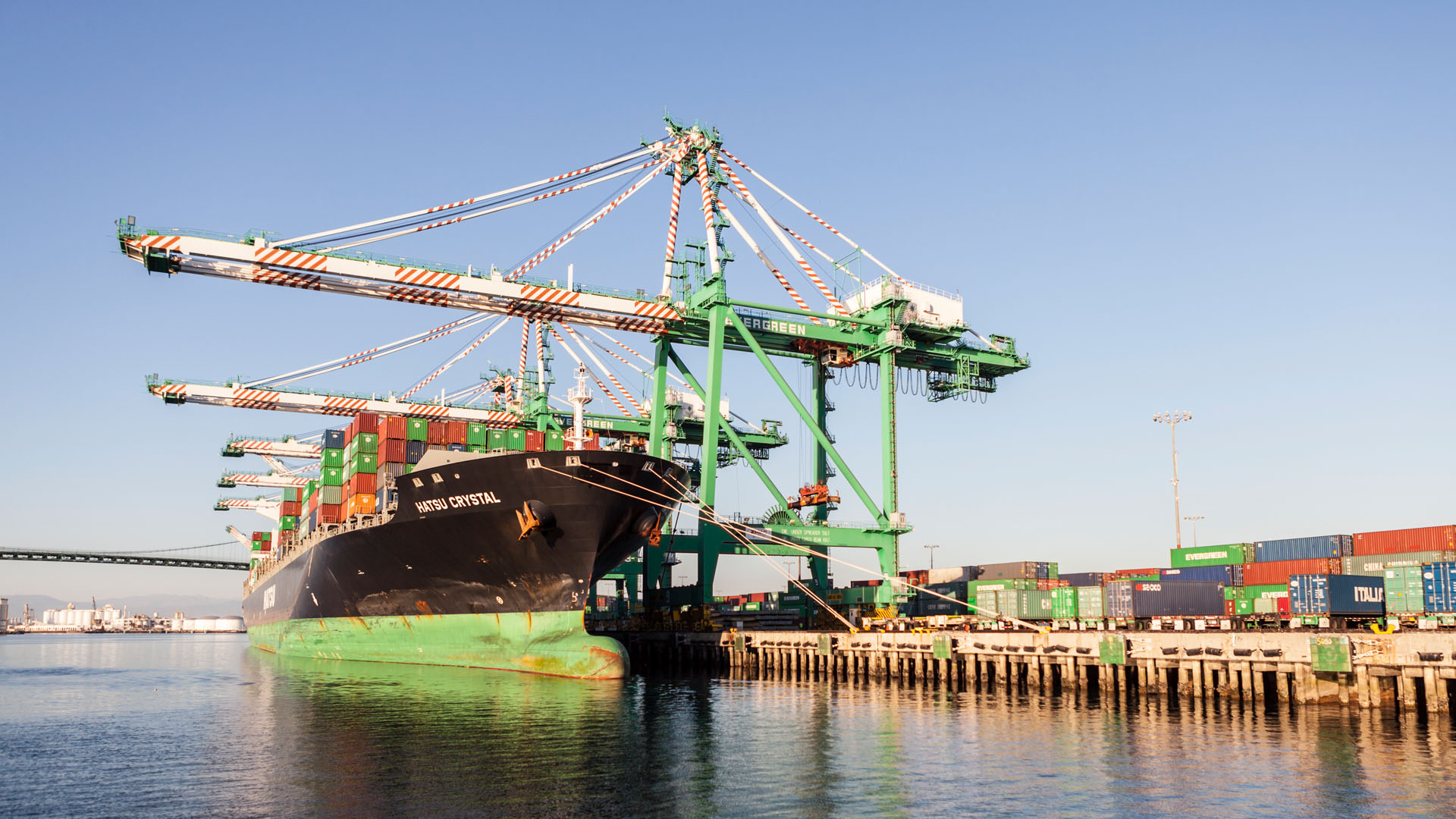 UWL - The Asset-Based Freight Forwarder - NVOCC - Los Angeles