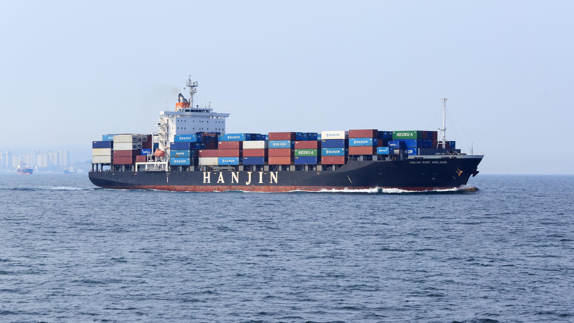 UWL - The Asset-Based Freight Forwarder - NVOCC - Hanjin Bankruptcy