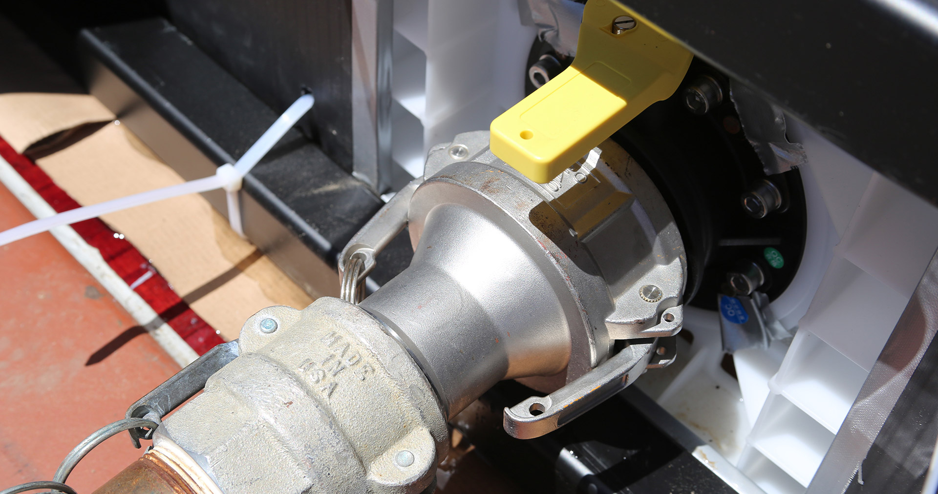 Bulk Liquid Transloading